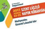 Három napos vigadalom - Szent László Napok