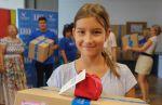 Színes-jótékonyság - az Ökumenikus Segélyszervezet iskolakezdési akciója