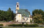 Megújul a Conti kápolna tetőszerkezete